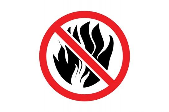 Brandvertragende stoffen gent